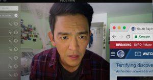 ผู้สร้างภาพยนตร์กำลังจะแกว่งครั้งใหญ่ครั้งต่อไปในรูปแบบด้วยSearching ซึ่งนำแสดงโดยJohn Cho