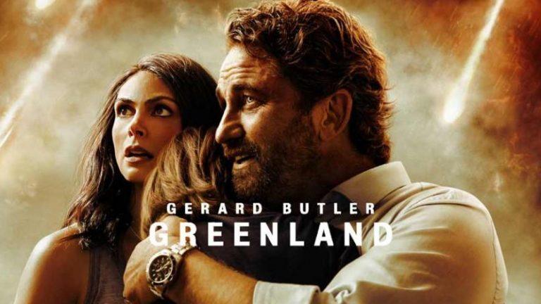 ภาพยนตร์ Greenland (2020) นาทีระทึก..วันสิ้นโลก