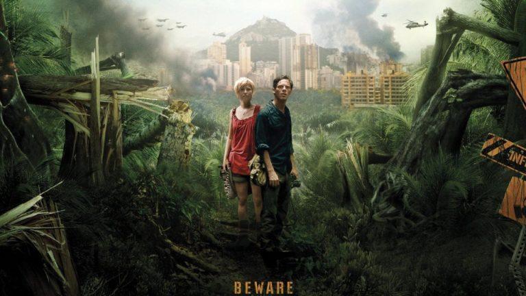 ภาพยนตร์ Monsters (2010) เขมือบดุ