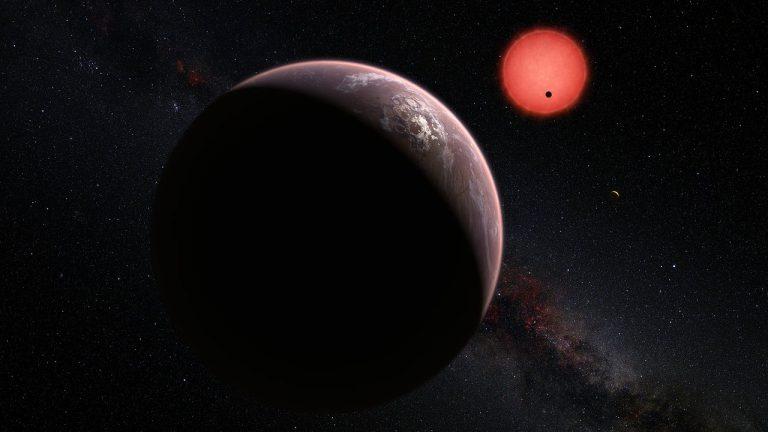 คดีลึกลับของดาวพระเคราะห์ต่างดาวที่ไม่มีอยู่จริง
