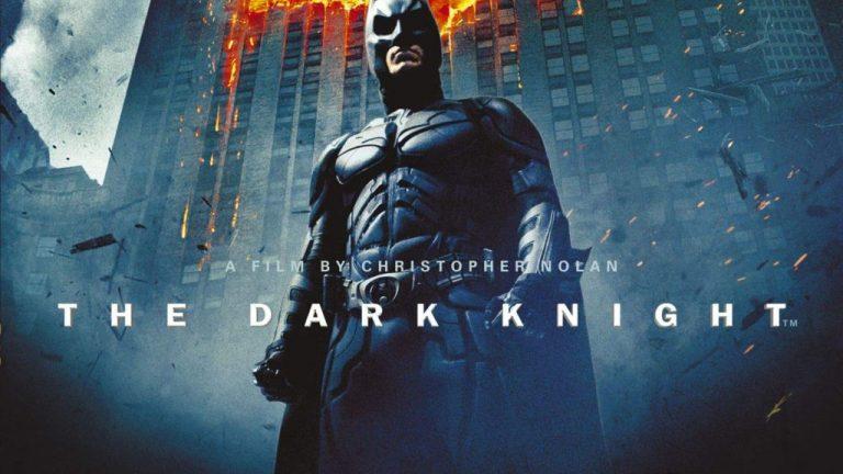 รีวิวเรื่อง The Dark Knight