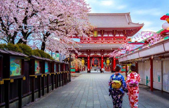 ข้อมูลการเดินทางทั่วโลกของญี่ปุ่น