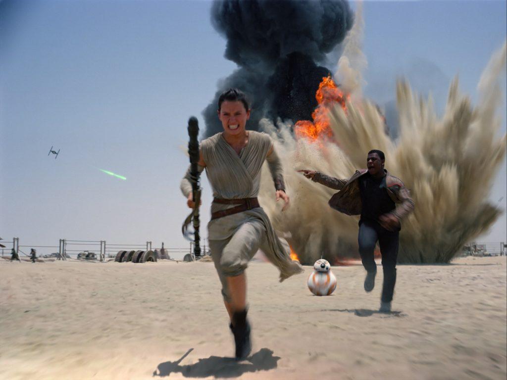 รีวิวเรื่อง Star Wars: The Force Awakens (2015)